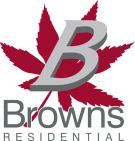 Browns Residential, Worcester Park Logo