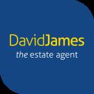 David James Estate Agents, Arnold Logo