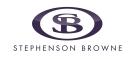 Stephenson Browne Ltd, Sandbach - Sales Logo