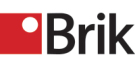 Brik, London Logo