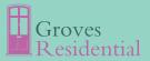 Groves Residential, New Malden Logo