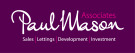 Paul Mason Associates, Hatfield Peverel Logo