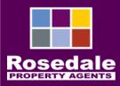 Rosedale Property Agents, Bourne Sales Logo
