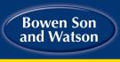 Bowen Son & Watson, Ellesmere Logo