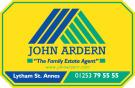 John Ardern Estate Agents, Lytham Logo