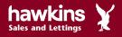 Hawkins Estate Agents, Nuneaton Logo