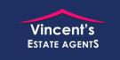 Vincent's Estate Agent, Leicester Logo