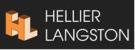 Hellier Langston Commercial Agents, Fareham Logo