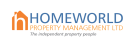 Homeworld Property, Crewe Logo