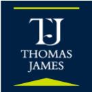 Thomas James Estate Agents, Ruddington Logo