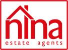 Nina Estate Agents, Barry Logo