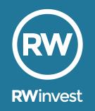 RW Invest, London Logo