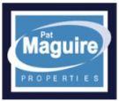 Pat Maguire Properties, Cork Logo