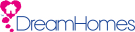 Dreamhomes, London Logo