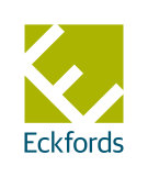Eckfords Property Scene, Bourne Logo