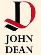 John Dean, London Logo