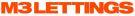 M3 Lettings, Sheffield Logo
