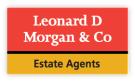 Leonard D Morgan Estate Agents, Newport Logo