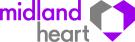 Midland Heart Managing Agents for Cygnet, Midland Heart Logo