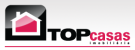 TOPcasas, Silver Coast, Portugal Logo