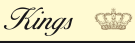Kings Property, Braintree Logo