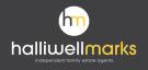 Halliwell Marks, Reigate Logo