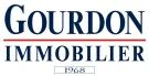 Gourdon Immobilier, BUSSIERE-POITEVINE Logo