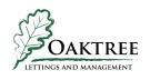 Oaktree Lettings and Management Ltd, Glenfield Logo