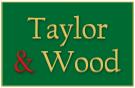 Taylor & Wood Estate Agents, Hyde Logo