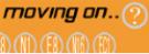 Moving On, London Logo