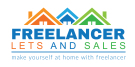 Freelancer Lets and Sales, Newport  Logo