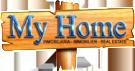 Real Estate My Home, Gran Canaria Logo