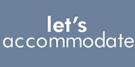 Lets Accommodate, Ringwood Logo