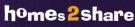 Homes2share, Manchester Logo