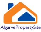 Algarve Property Site, Albufeira Logo
