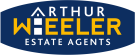 Arthur Wheeler Estate Agents, Shanklin Logo