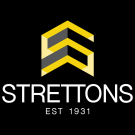 Strettons, London Logo