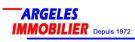 ARGELES IMMOBILIER, Argeles Sur Mer Logo