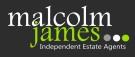 Malcolm James Estate Agents Ltd, Whittlesey Logo