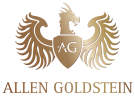 Allen Goldstein, Bloomsbury Logo