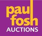 Paul Fosh Auctions, Newport Logo