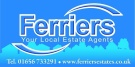 Ferriers Estate Agents, Maesteg Logo