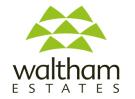 Waltham Estates, London Logo
