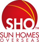Sun Homes Overseas LTD, National Logo