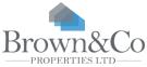 Brown & Co Properties Ltd, Whitburn Logo