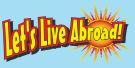 Let's Live Abroad Ltd., UK Logo