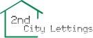 2nd City Lettings, Birmingham Logo