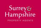 Surrey & Hampshire Property Agents, Godalming Logo