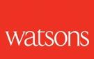 Watsons, North Walsham Logo
