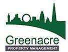 Greenacre Property Management Ltd, London Logo